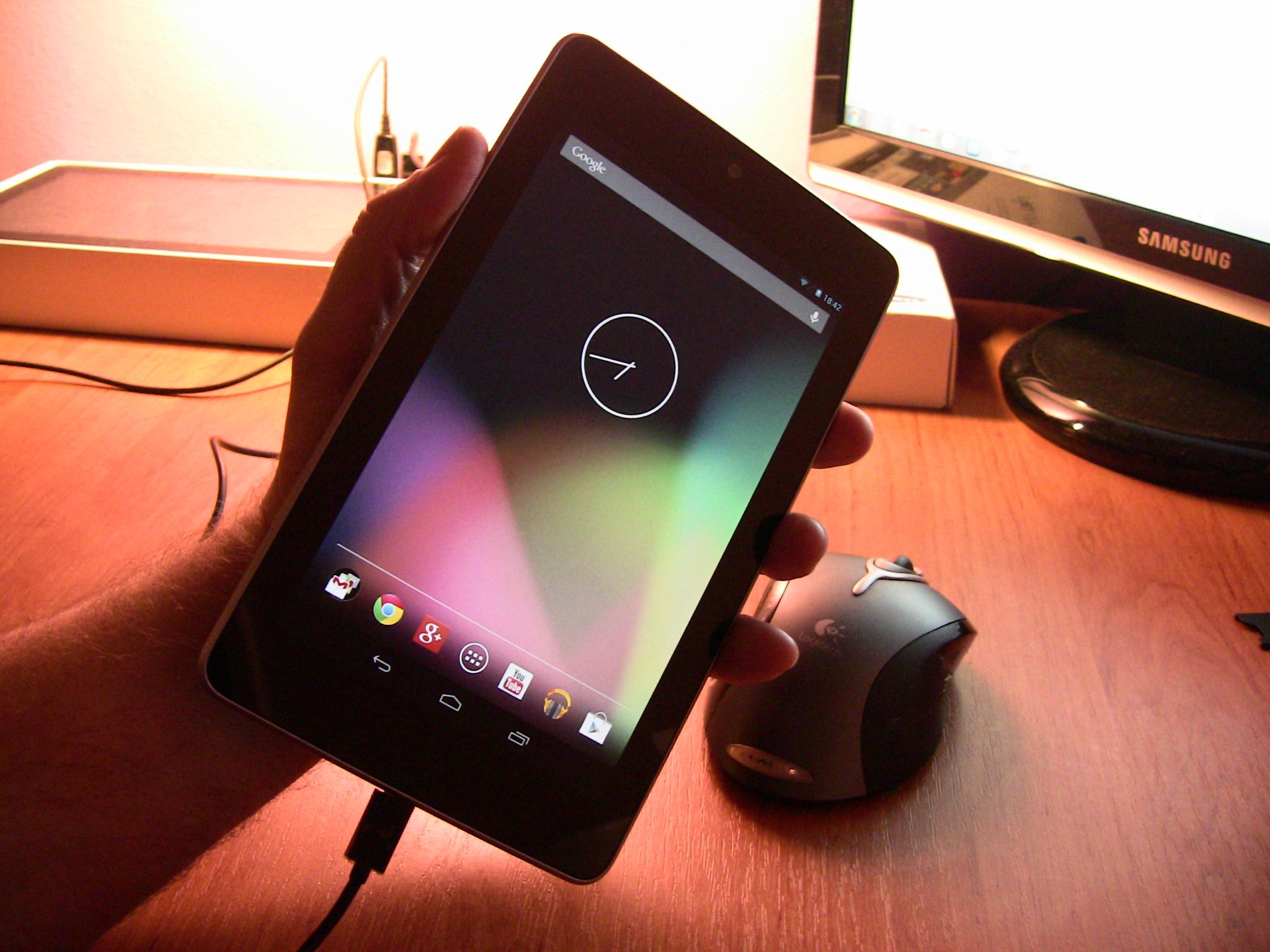 Jak na root tabletu Nexus 7 – podrobný návod