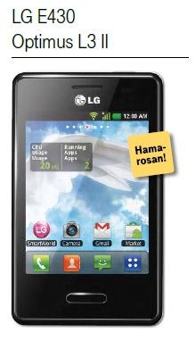 LG – druhá generace L série, F bude patřit výkonu?