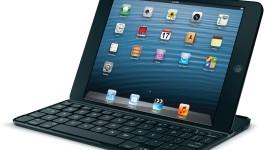 Logitech uvede ultratenkou klávesnici pro iPad Mini