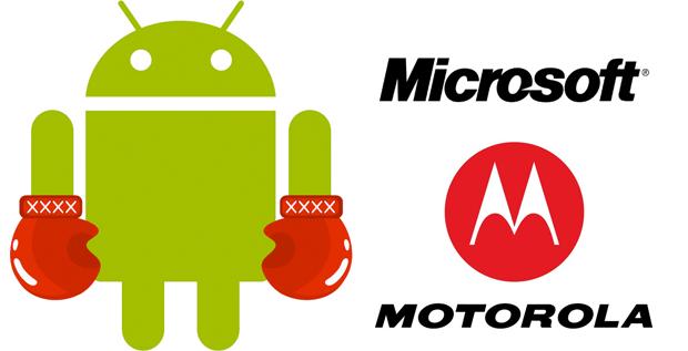 Motorola s patentovými nároky proti Microsoftu neuspěla