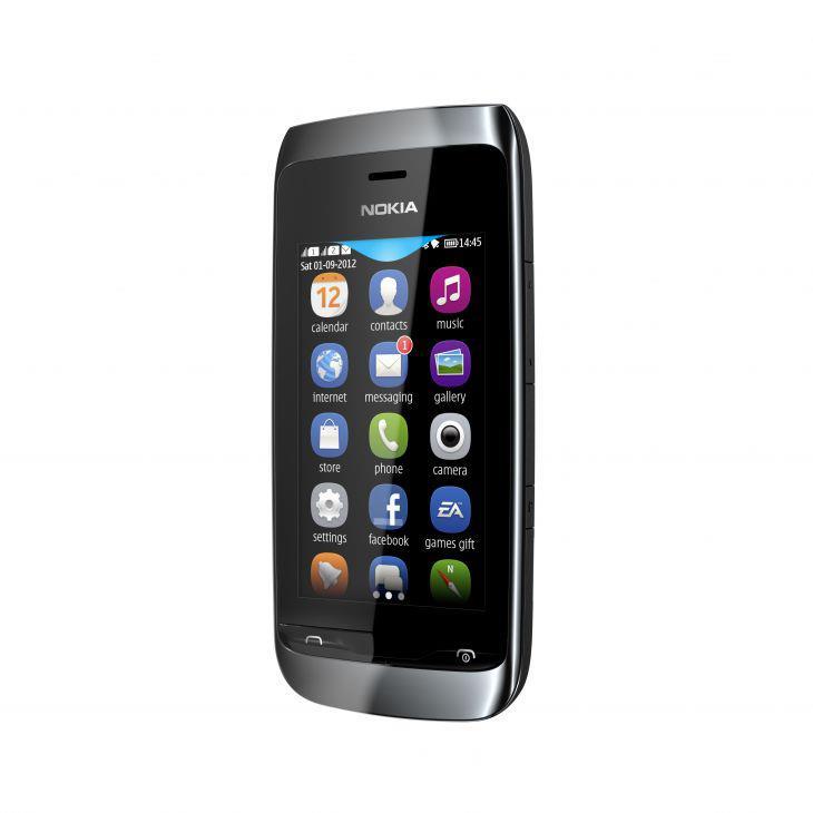Nokia rozšířila rodinu Asha o model 310
