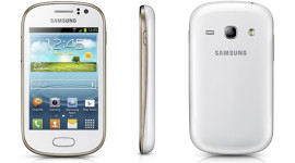 Samsung odhalil Galaxy Young a Galaxy Fame