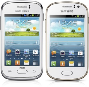 Samsung Galaxy Young - Samsung Galaxy Young