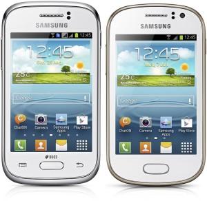 Samsung Galaxy Young - Samsung Galaxy Young