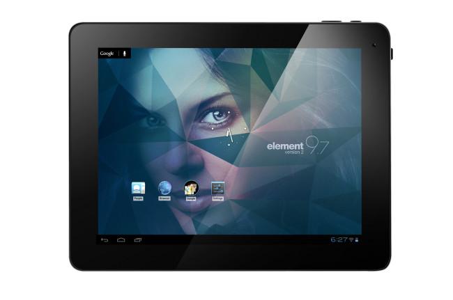 Tablet Sencor Element 9.7 V2_Front