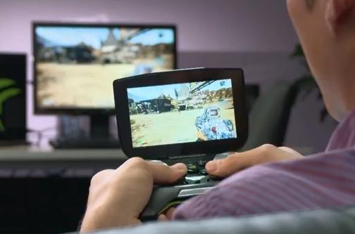Project SHIELD: ukázka hraní hry Borderlands 2 přímo od Nvidie