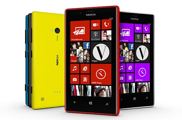 Nokia představila Lumii 520 a 720 na MWC