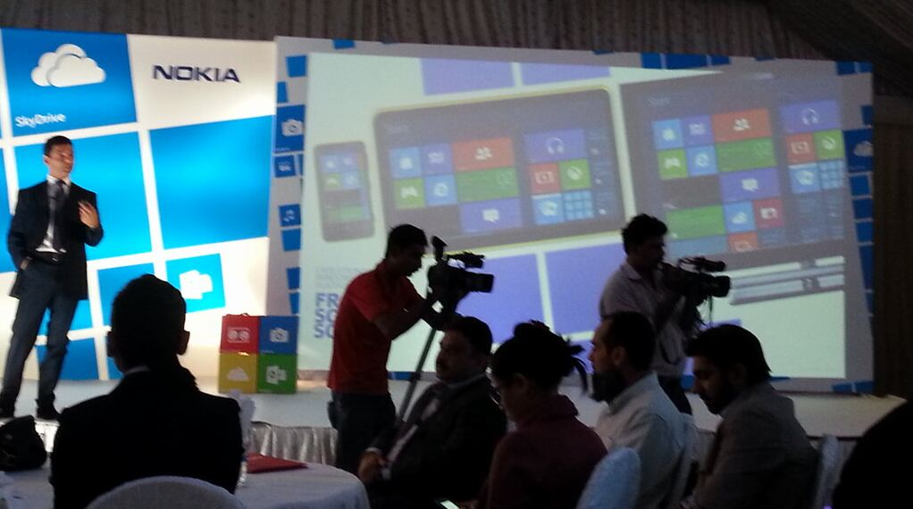 Nokia Lumia Tablet na MWC?