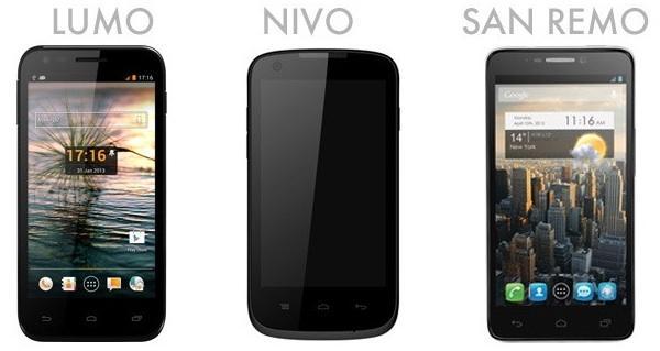 Orange představuje tři nové smartphony