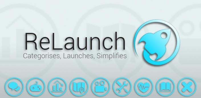 ReLaunch – rozšiřte si možnosti spouštění aplikací