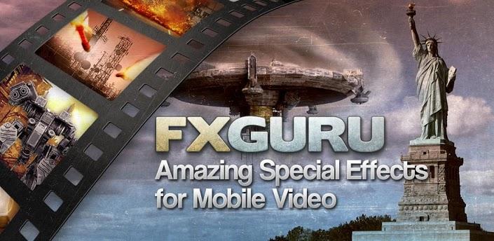 FxGuru: Movie FX Director – speciální efekty pro natočené video