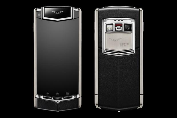 Vertu Ti: luxusní telefon s Androidem uvnitř