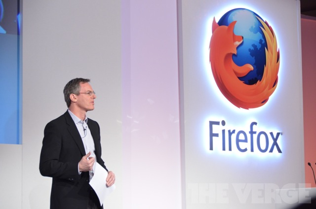 Mozilla má velké plány s FireFox OS [MWC]