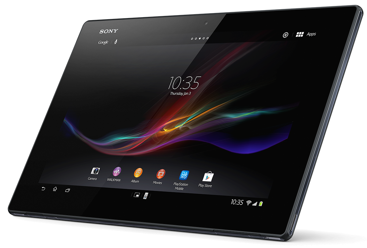 Sony Xperia Tablet Z rozmontován [video]