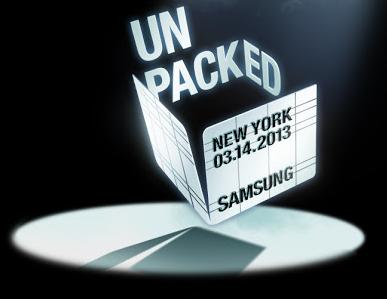 Záznam z představení Samsungu Galaxy S IV [aktualizováno]