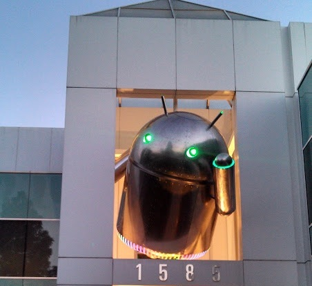 Android-Chrome-statue-glowing-eyes