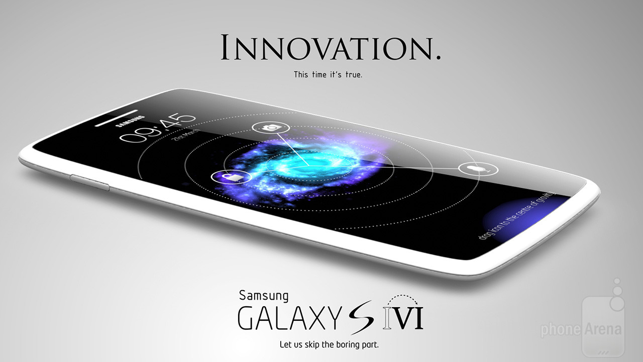 Samsung Galaxy S 6 – neskutečně pěkný koncept
