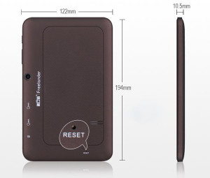 Freelander PD10 3G Pro - zadní část