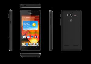 Huawei Honor 2 - černý