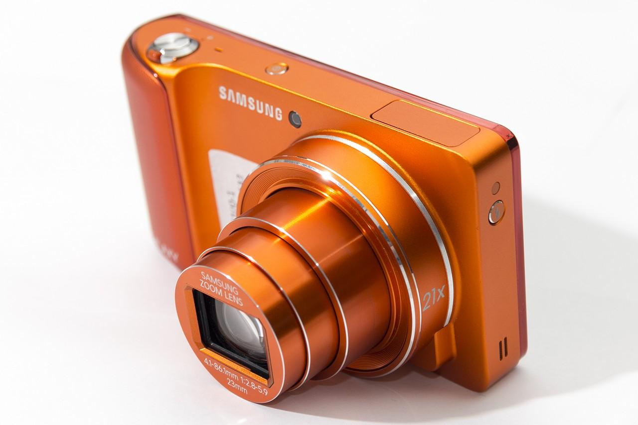 Samsung Galaxy Camera: chytrý kompakt