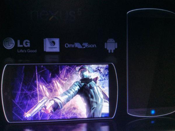 Nexus 5: Únik specifikací pod hlavičkou LG?