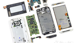 HTC One – slepovačka bez šroubku na povrchu