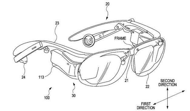 Sony a konkurence pro Google Glass?
