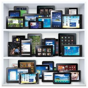 Výzkum: Tablety dosáhnou 1/3 mobilního provozu