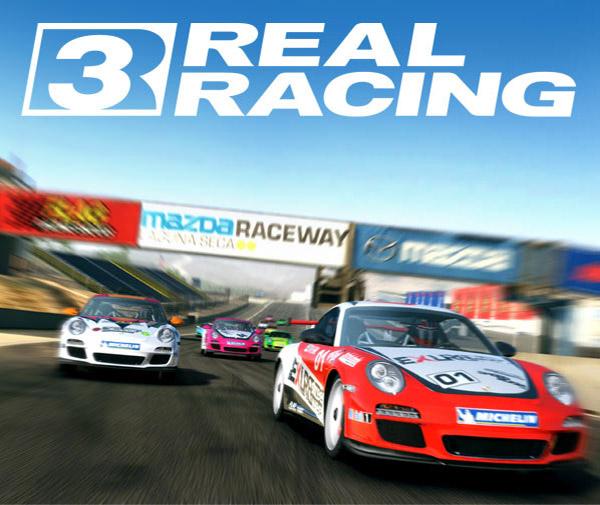 Hráči nahráli 14 miliónů hodin v Real Racing 3