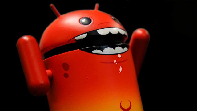 V roce 2012 bylo 79 % malwaru na Androidu