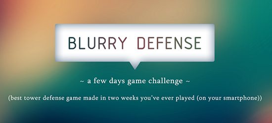 blurrydefense
