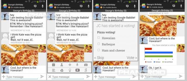Google Babble – první podoba aplikace? [aktualizováno]