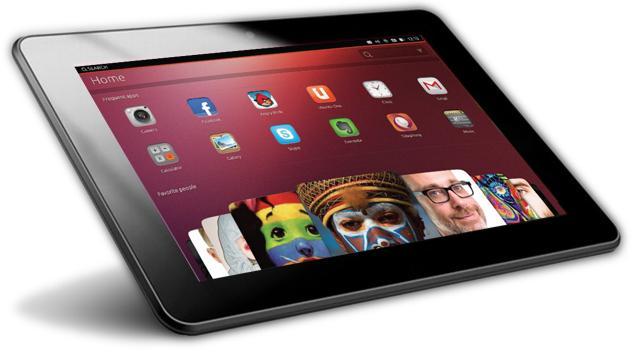 Intermatrix U7 nabídne nový systém Ubuntu Touch