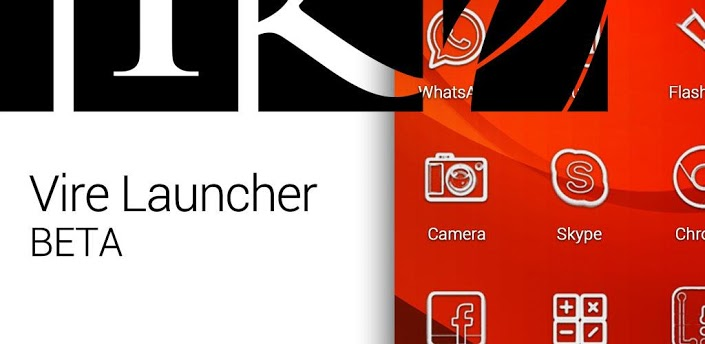 Vire – rychlý launcher s efekty pro Android [video]