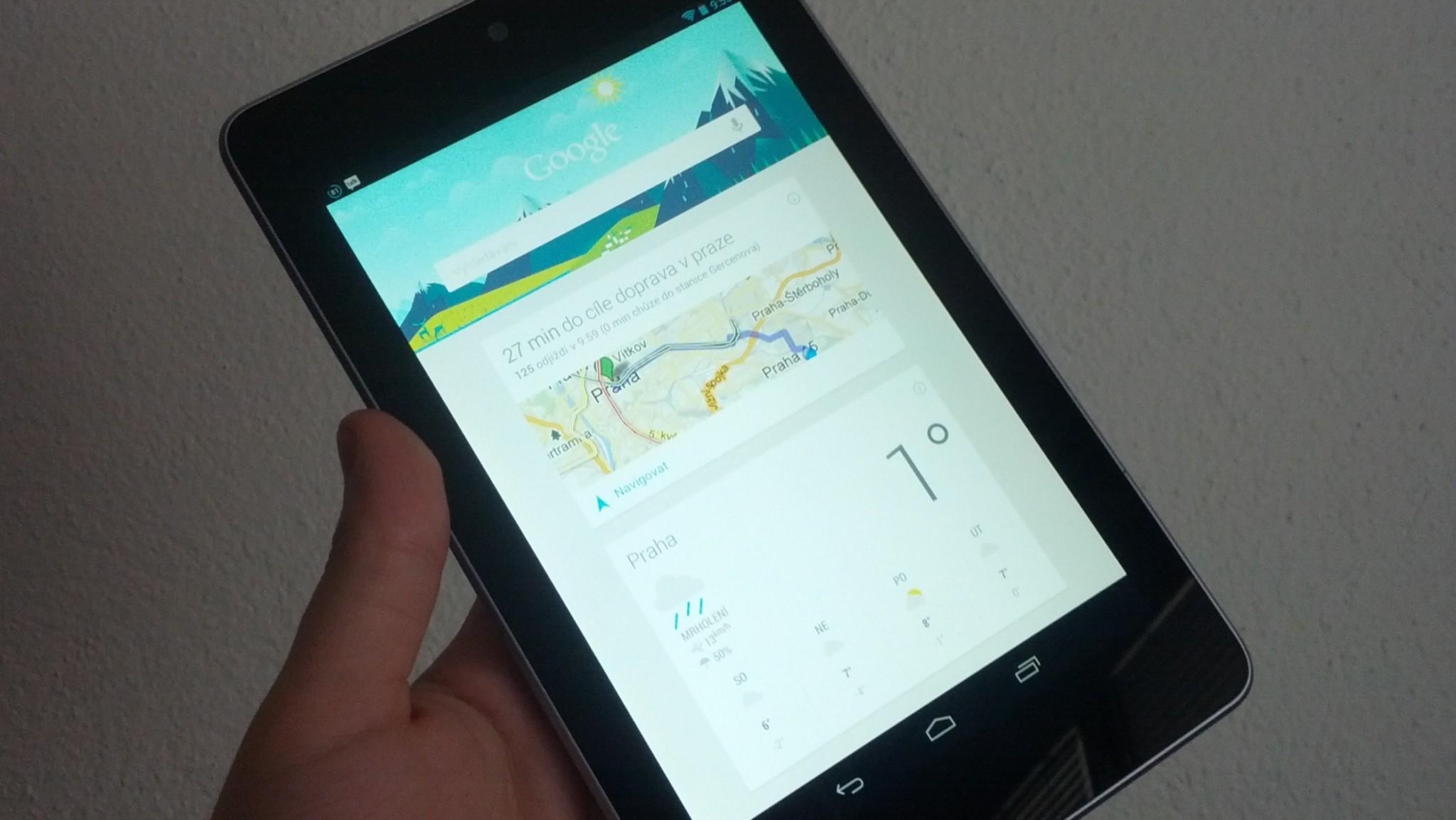 Google Now získal první místo v UX Awards 2013