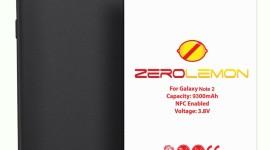 Baterie pro Galaxy Note II s kapacitou 9300 mAh