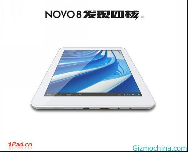 Ainol představil modely Novo 8 Dream a Found