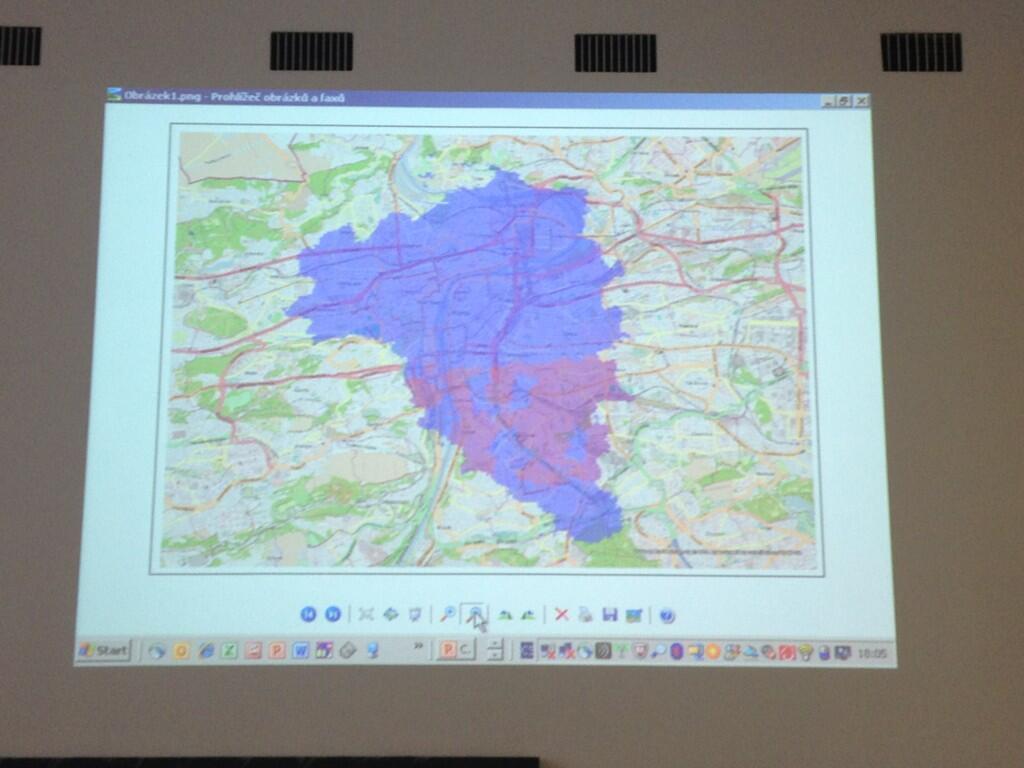 O2 LTE Praha pokrytí