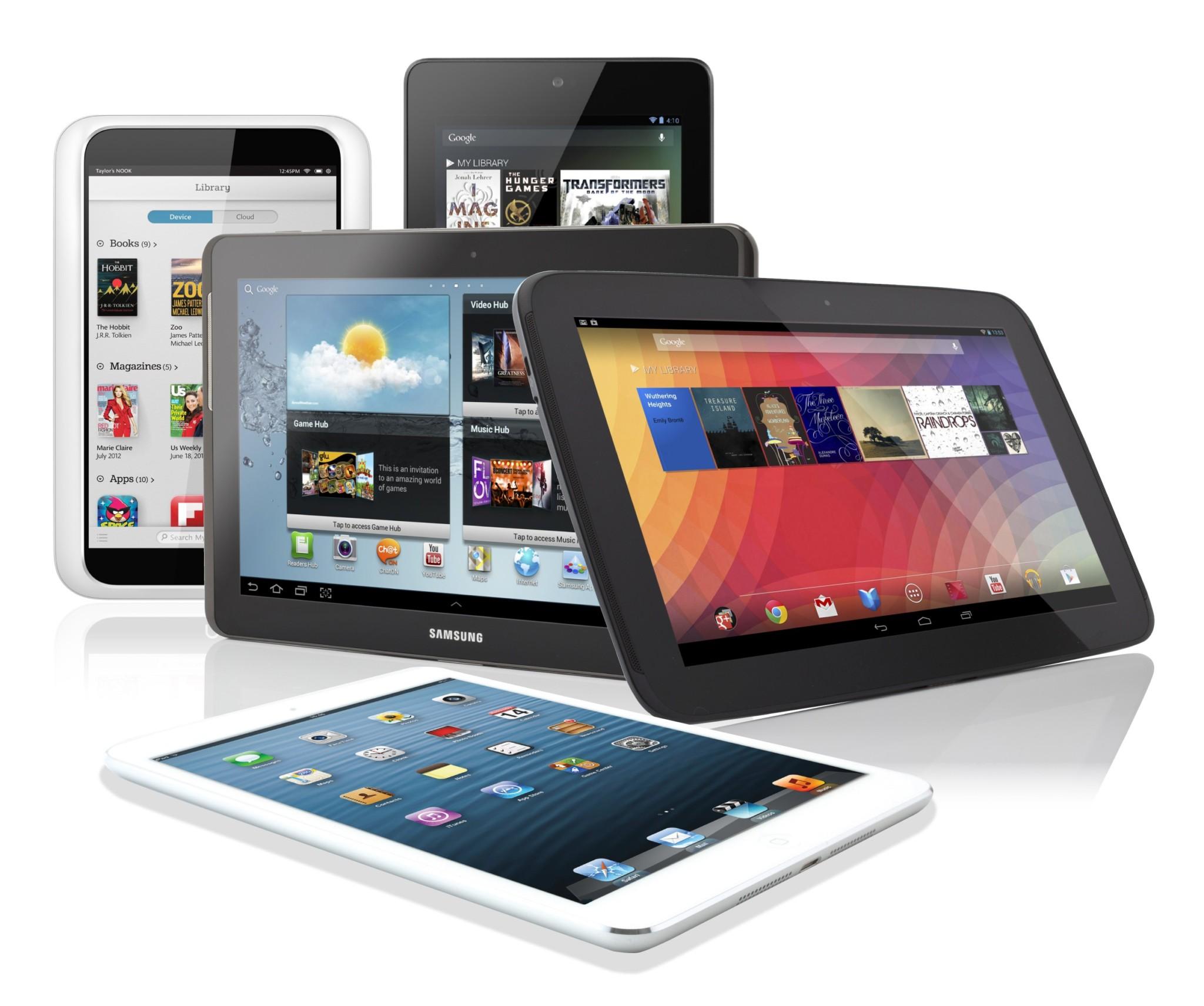 Windows tablety – 7.5 % trhu v Q1 2013