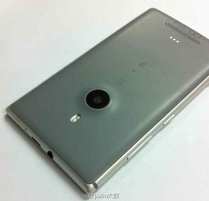 Nokia Catwalk – kov a plast zachycen na prvních fotkách
