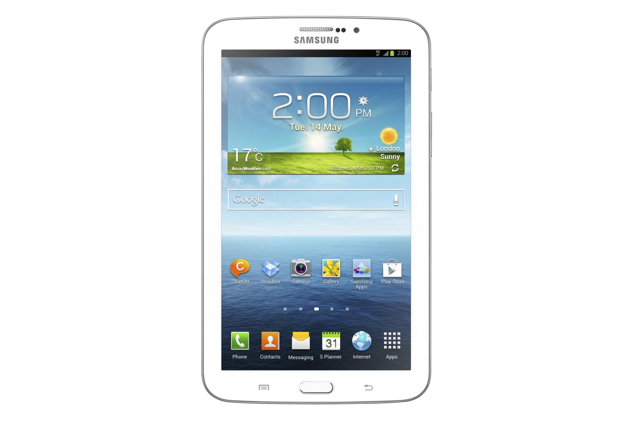 Samsung představil Galaxy Tab 3 – 7 palců do nižší třídy