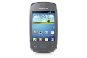 Galaxy Pocket Neo - přední část