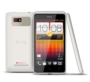 HTC Desire L - bílé provedení