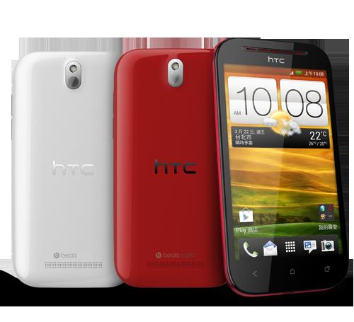 HTC představil Desire P pro domácí Tchaj-wan