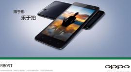 Oppo R809T neoficiálně představen v Číně
