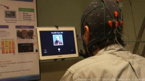 Samsung Galaxy Note 10.1 brain control