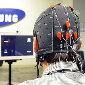 Samsung brain control