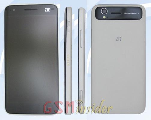 ZTE N988: Nová vlajková loď s 5,7″ a Tegrou 4?