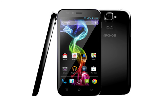Archos představil 3 mobilní novinky