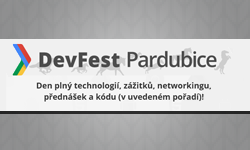 Vývojářský festival DevFest poprvé v Pardubicích